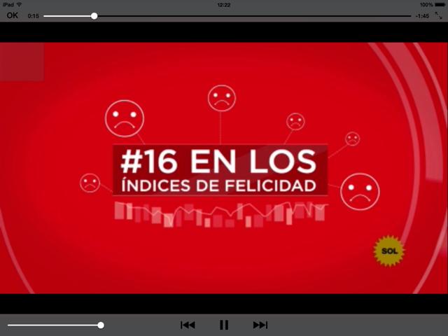 Gran Premio Medios Festival El Sol 2014 DNI Feliz