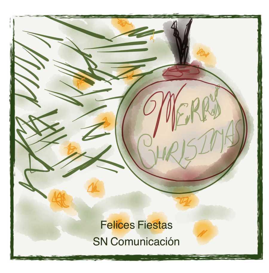Feliz Navidad SN Comunicación b